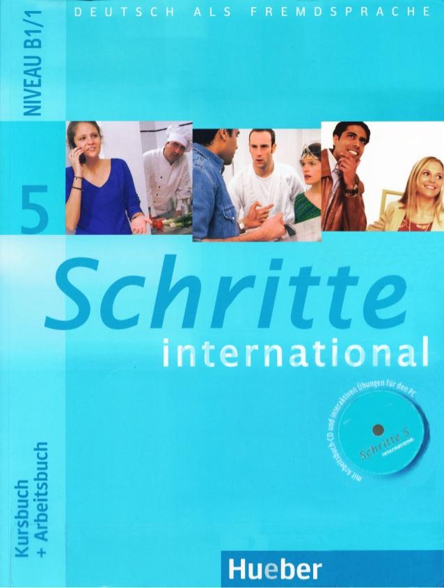 Schritte International 5
